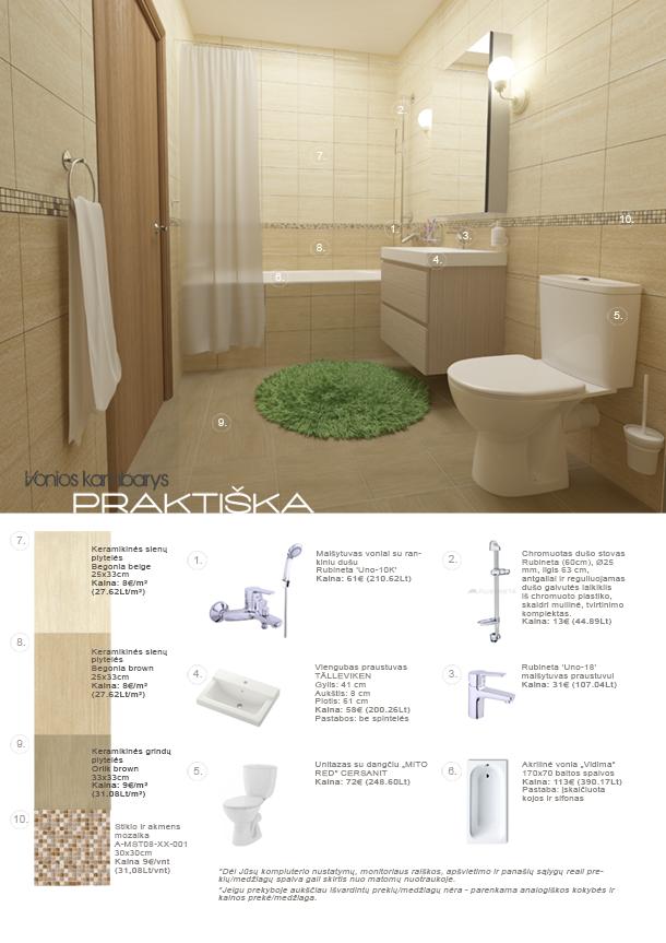 praktiska wc